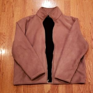 Tommy Hilfiger Tan Jacket Large